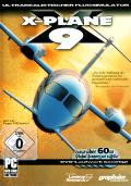 X-Plane 9 Linux Front Cover