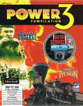 Power 3 Compilation DOS Front Cover