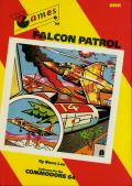 Falcon Patrol Commodore 64 Front Cover