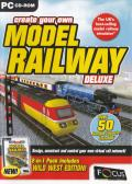Create Your Own Model Railway Deluxe Windows Front Cover
