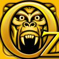 Temple Run: Oz iPad Front Cover