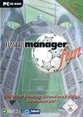 Soccer Manager Windows Front Cover