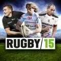 Rugby 15 PlayStation 3 Front Cover