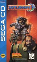 Battlecorps SEGA CD Front Cover