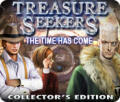 Treasure Seekers: The Time Has Come (Collector's Edition) Macintosh Front Cover