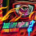 Hotline Miami 2: Wrong Number PlayStation 3 Front Cover