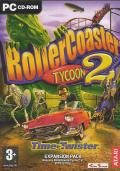 RollerCoaster Tycoon 2: Time Twister Windows Front Cover