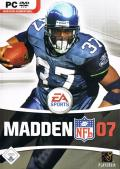 Madden NFL 07 Windows Front Cover
