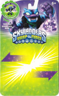 Skylanders: Swap Force - Trap Shadow Nintendo 3DS Front Cover