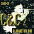 C&C 2: Alarmstufe Rot - Level-CD DOS Front Cover