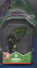 Skylanders: Trap Team - Legendary Bushwhack Android Front Cover w/ Bubble