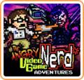 The Angry Video Game Nerd Adventures Wii U Front Cover