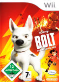 Bolt Wii Front Cover