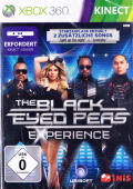 The Black Eyed Peas Experience Xbox 360 Front Cover