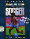 International Sensible Soccer Amiga Front Cover