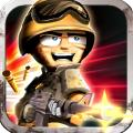 Tiny Troopers iPad Front Cover