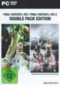 Final Fantasy XIII / Final Fantasy XIII-2: Double Pack Edition Windows Front Cover