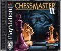 Chessmaster II PlayStation Front Cover