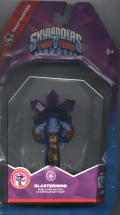 Skylanders: Trap Team - Blastermind Android Front Cover w/ Bubble