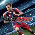 PES 2015: Pro Evolution Soccer PlayStation 3 Front Cover