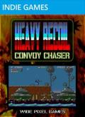 Heavy Recoil: Convoy Chaser Xbox 360 Front Cover