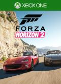 Forza Horizon 2: Mazda MX-5 Car Pack Xbox One Front Cover