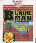 Block-Man 1 DOS Front Cover
