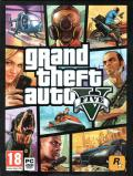 Grand Theft Auto V Windows Front Cover