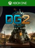 Defense Grid 2 Xbox One Front Cover 1st version