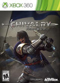 Chivalry: Medieval Warfare Xbox 360 Front Cover