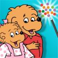 The Berenstain Bears Get in a Fight iPad Front Cover