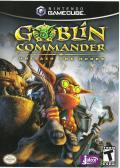 Goblin Commander: Unleash the Horde GameCube Front Cover