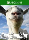 Goat Simulator Xbox One Front Cover