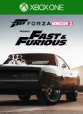 Forza Horizon 2 Presents Fast & Furious Xbox One Front Cover