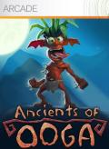 Ancients of Ooga Xbox 360 Front Cover