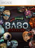 Madballs in Babo: Invasion Xbox 360 Front Cover