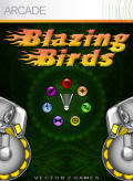 Blazing Birds Xbox 360 Front Cover