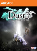 Dust: An Elysian Tail Xbox 360 Front Cover