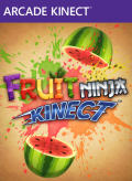 Fruit Ninja Kinect Xbox 360 Front Cover