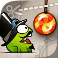 Cut the Rope: Time Travel iPhone Front Cover