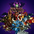 Shovel Knight PlayStation 3 Front Cover