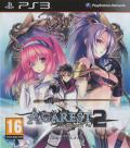 Record of Agarest War 2 PlayStation 3 Front Cover