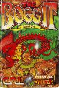 The Boggit: Bored Too Commodore 64 Front Cover