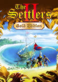 The Settlers II: Gold Edition Windows Front Cover 1st version