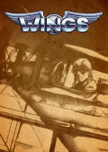 Wings Macintosh Front Cover 1st version