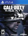 Call of Duty: Ghosts PlayStation 4 Front Cover