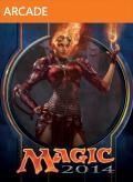 Magic 2014: Duels of the Planeswalkers Xbox 360 Front Cover