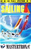 Sailing ZX Spectrum Front Cover