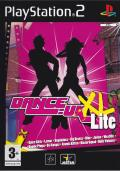 Dance:UK XL Lite PlayStation 2 Front Cover