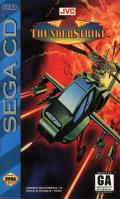 AH-3 Thunderstrike SEGA CD Front Cover
